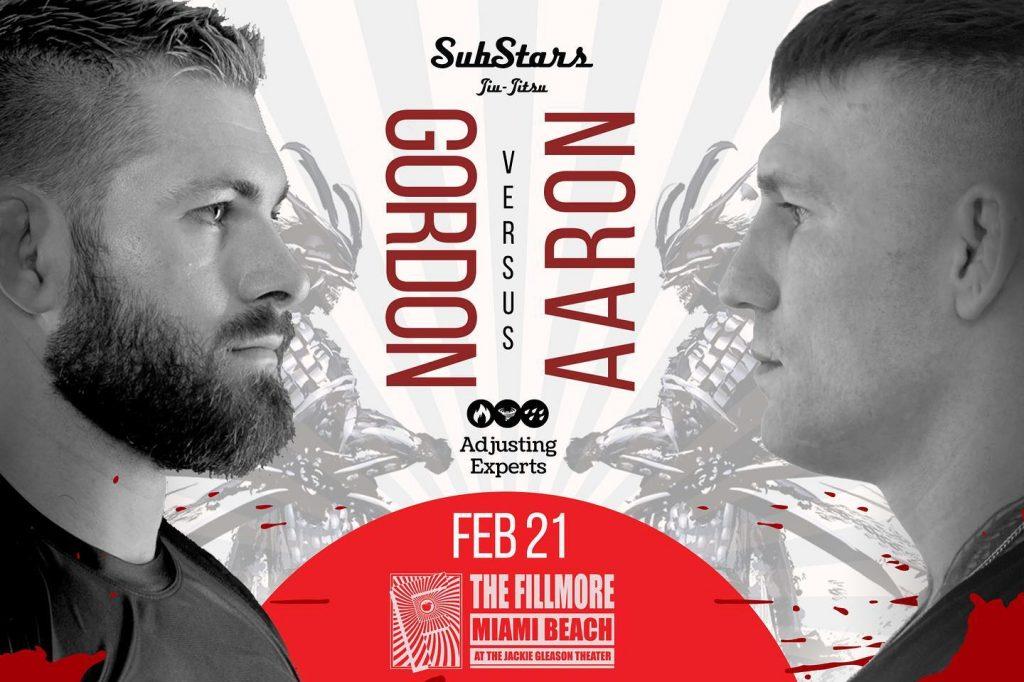 SubStars: Gordon Ryan vs. Tex Johnson Live Results