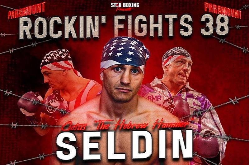 Star Boxing Rockin' Fights 38: Seldin vs Florez