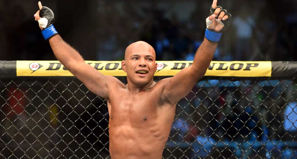 Wilson Reis Joins Aries Fighting Championship
