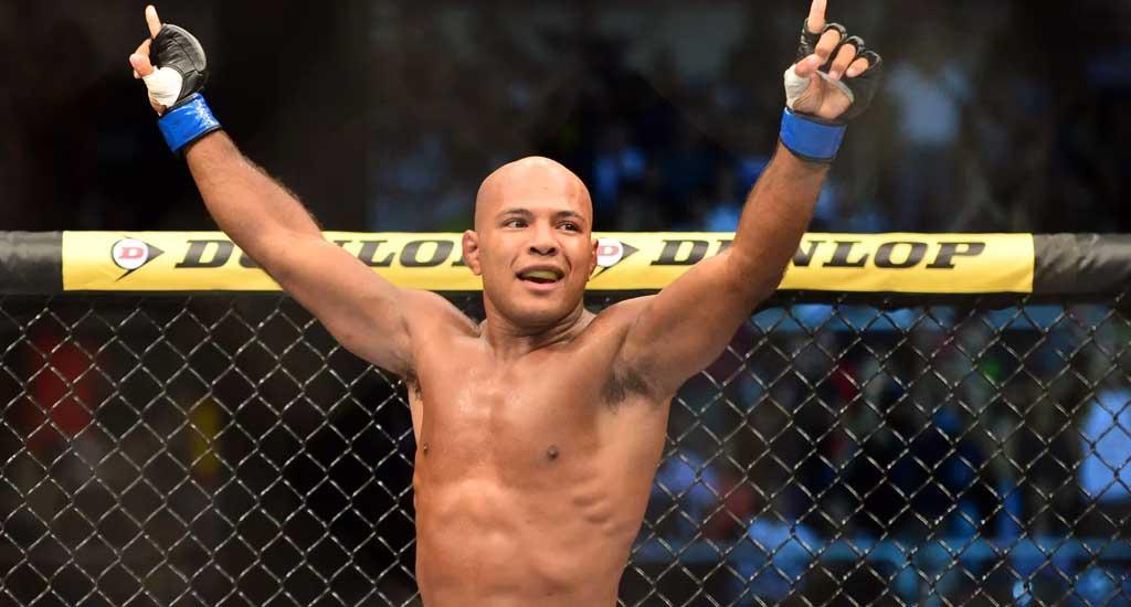 Wilson Reis Joins Aries Fighting Championship
