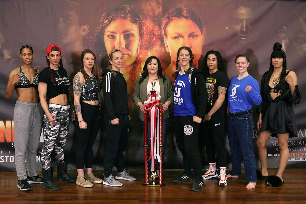 Invicta FC Phoenix Series 3 weigh-in results and video