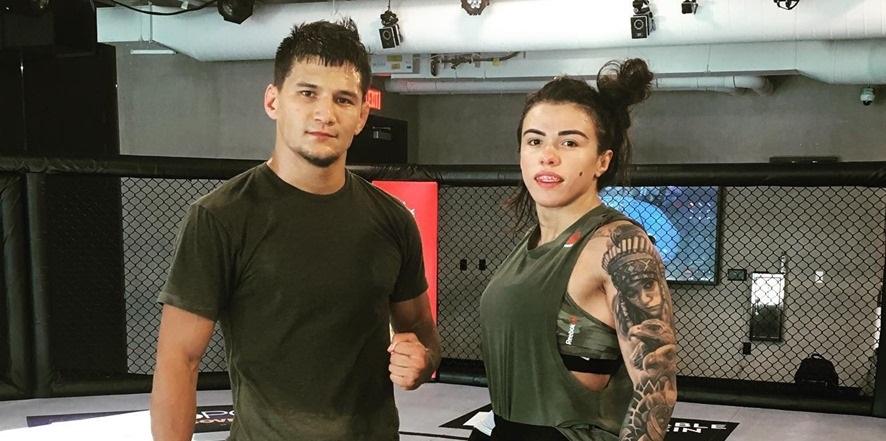 Ryan Cafaro, Claudia Gadelha