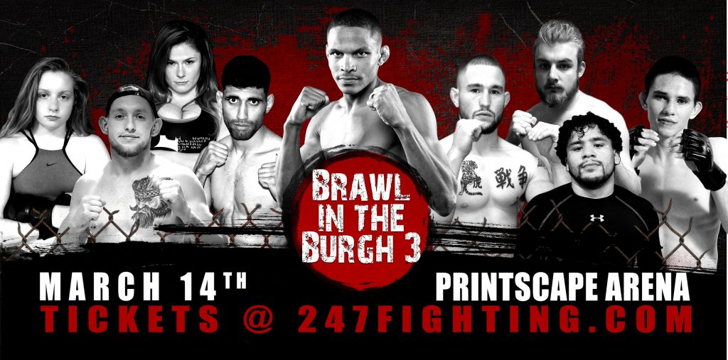 Brawl in the Burgh 3- Official PPV Live Stream
