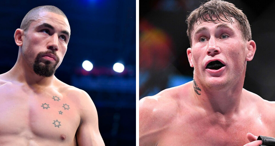 Robert Whittaker vs. Darren Till Being Targeted For UFC Dublin