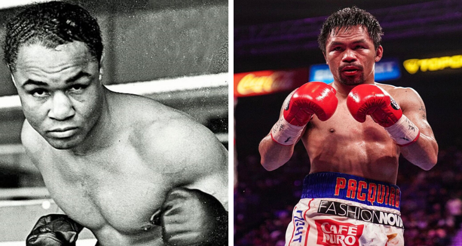 Henry Armstrong vs Manny Pacquiao