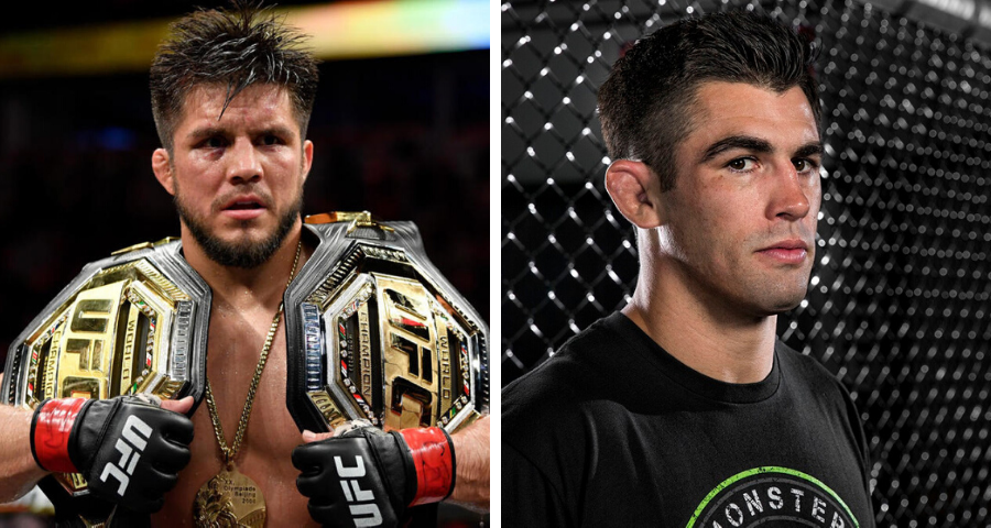 Henry Cejudo wants Dominick Cruz to serve as backup for UFC 250