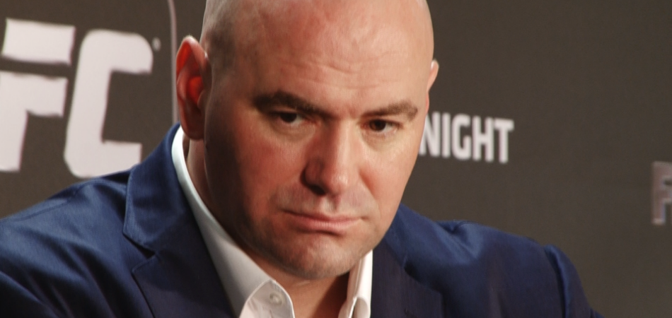 ufc cancels, dana white