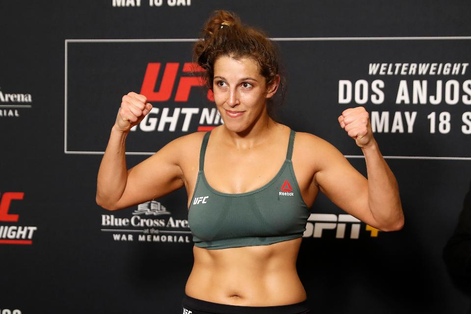 Felicia Spencer hopes for UFC 250 to take place in Florida