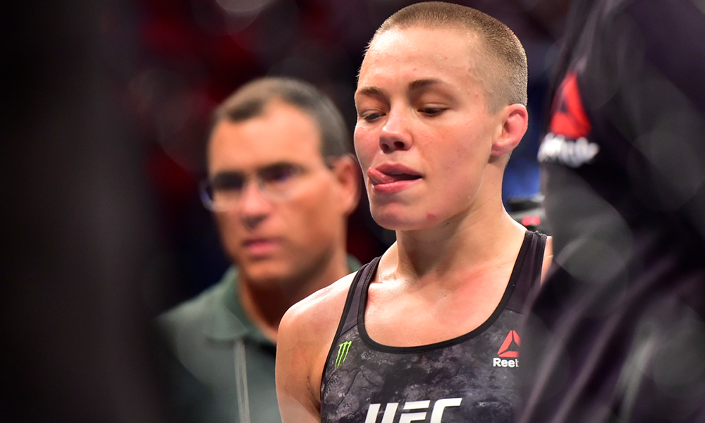 Rose Namajunas Reveals Why She Turned Down Title Fight Against Zhang Weili