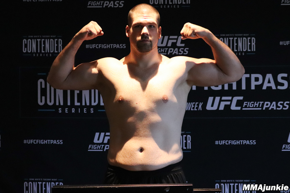 Shawn Teed - Photo by MMA Junkie