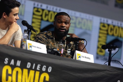 Tyron Woodley (CC BY-SA 2.0) by Gage Skidmore