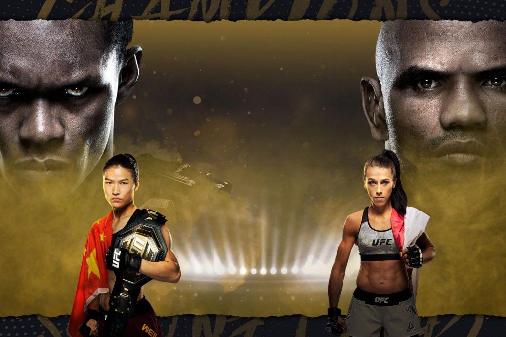 UFC 248 Results - Adesanyva vs. Romero