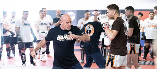 Bas Rutten inspired BANG Muay Thai, March 31st