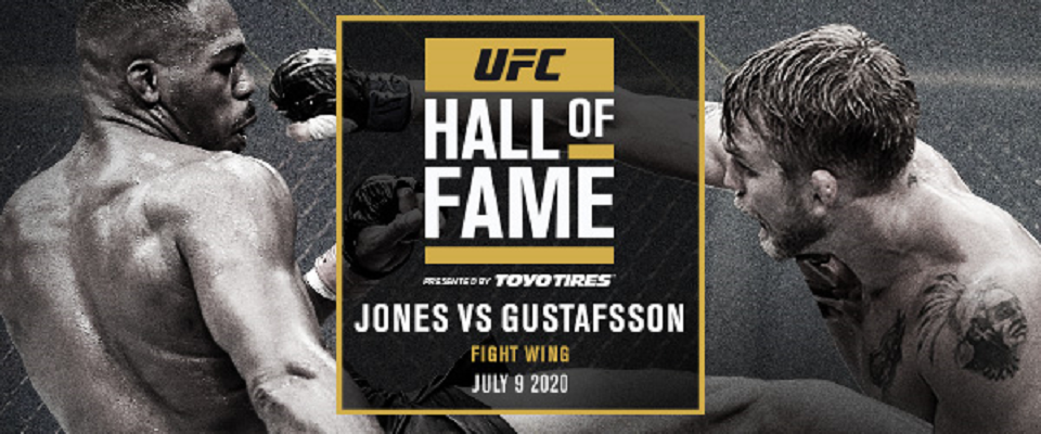UFC 165 fight between Jon Jones and Alexander Gustafsson to be inducted into UFC Hall of Fame