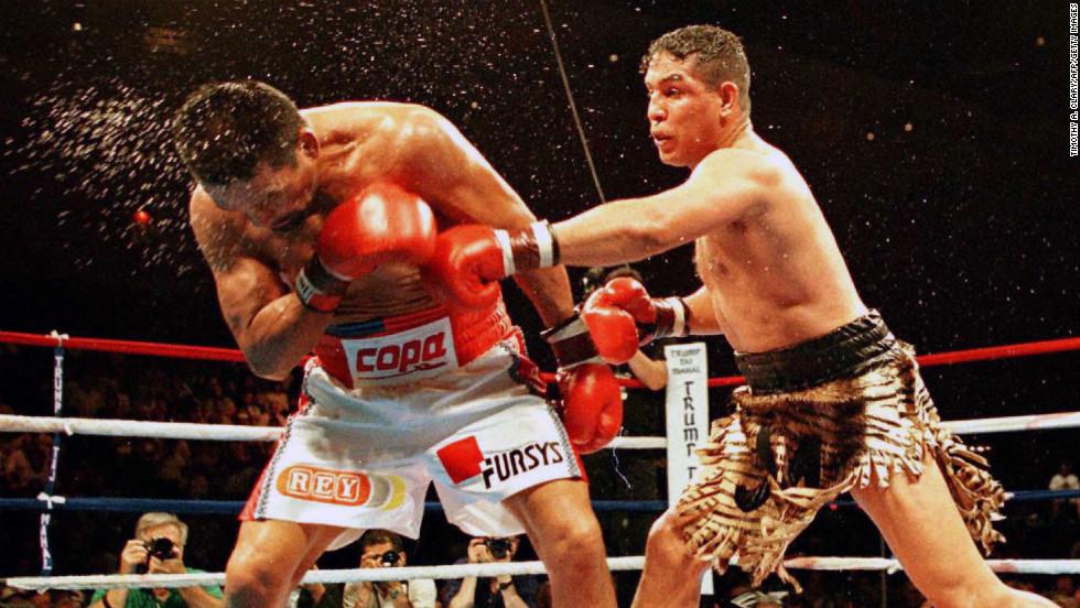 Hector Camacho vs John Montes