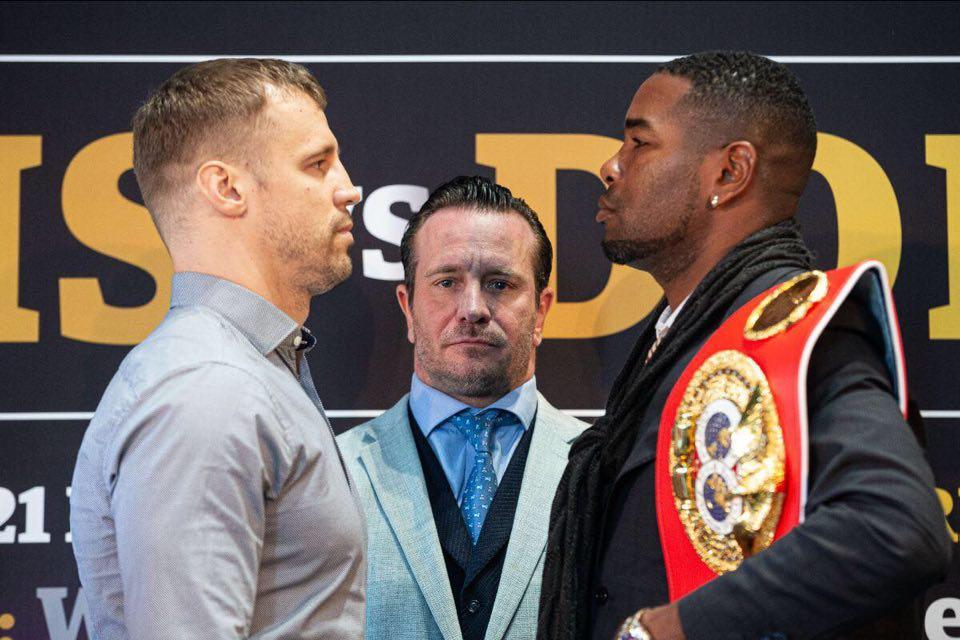 WBSS, World Boxing Super Series