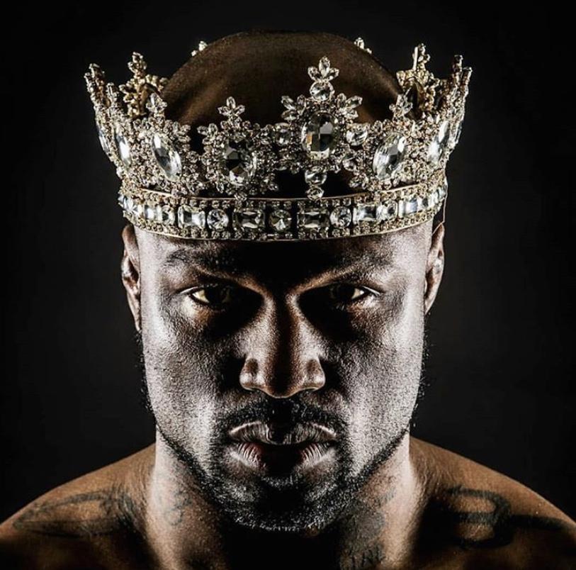Muhammed Lawal, King Mo
