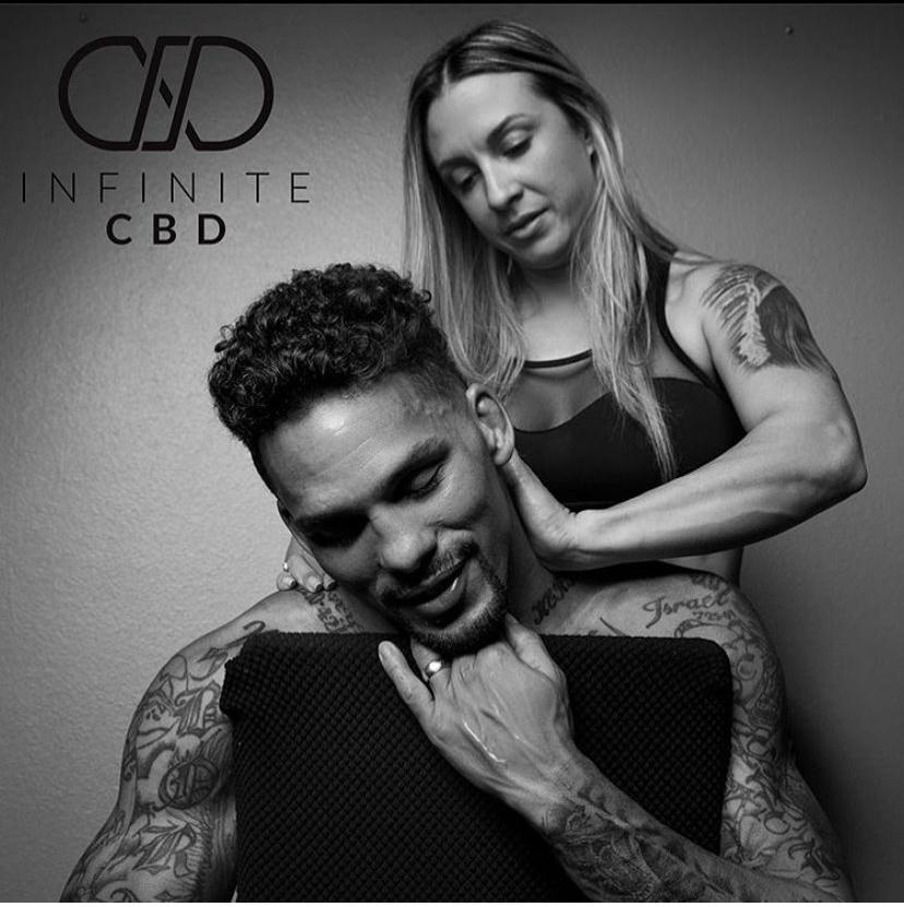 Yasmin Anders, Eryk Anders, Infinite CBD