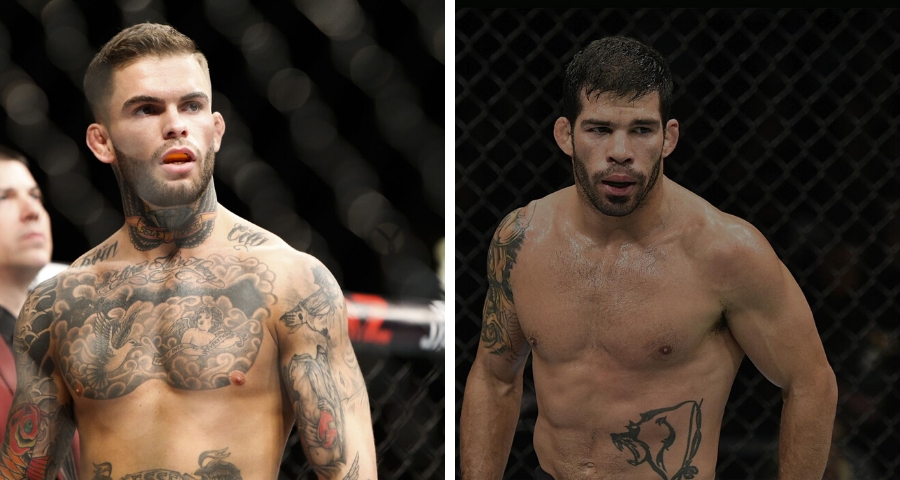Garbrandt vs. Assuncao