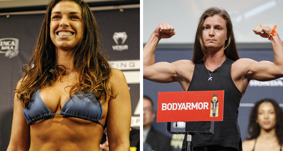 Mackenzie Dern vs. Hannah Cifers expected for upcoming May 23 UFC card