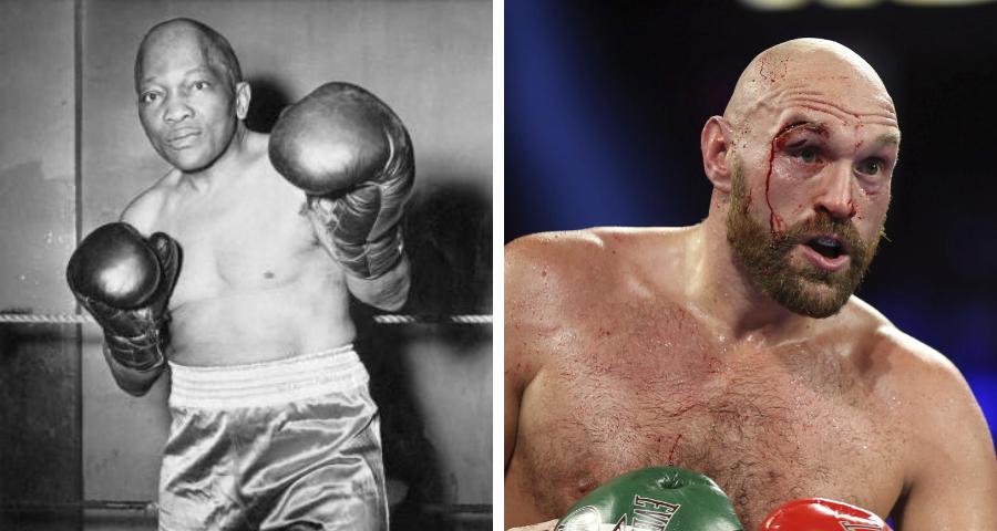 Jack Johnson vs Tyson Fury - Who Would Win?