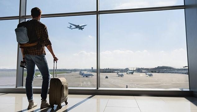 aéroport, voyager avec Kratom