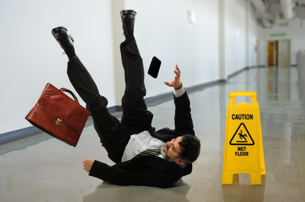 How to Win Slip and Fall Cases: This is What You Need to Prove