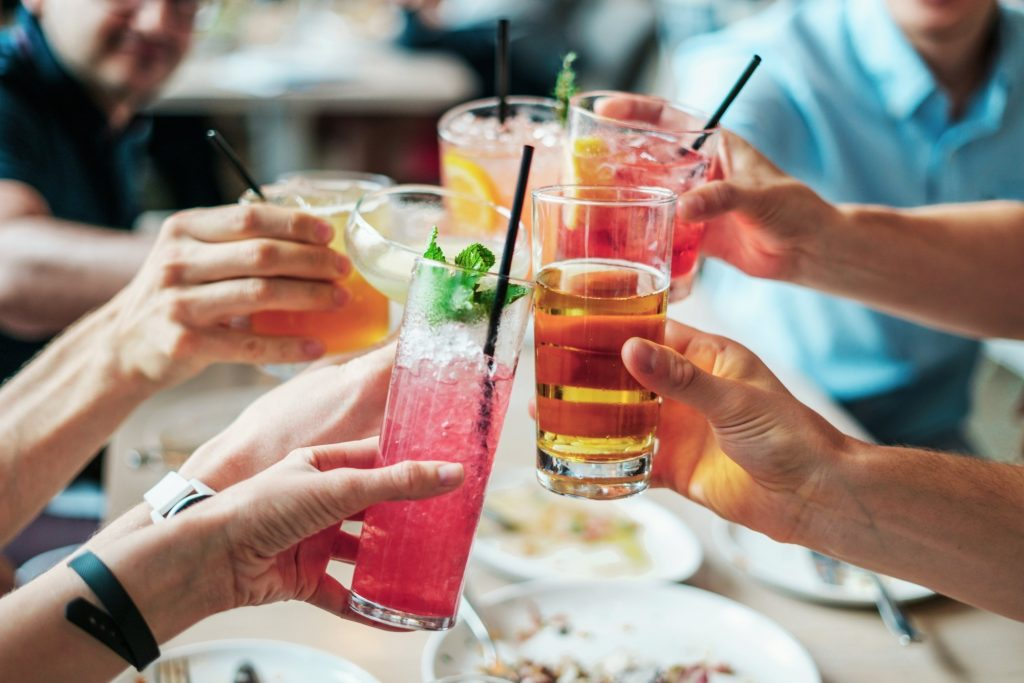 Popular Summer Alcohol Drinks