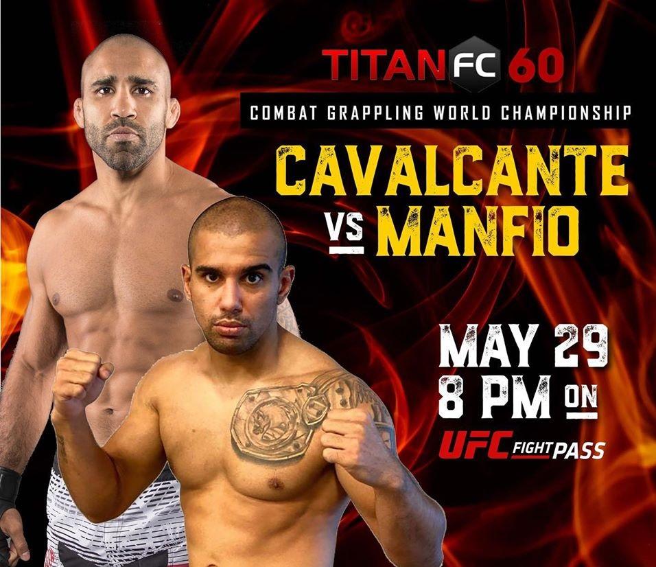 Titan FC 60 results - Cavalcante vs. Manfio