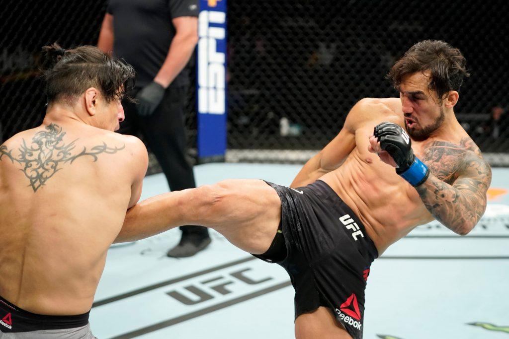 Omar Morales, UFC Jacksonville