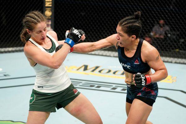 Sijara Eubanks, Sarah Moras, UFC Jax, UFC Jacksonville