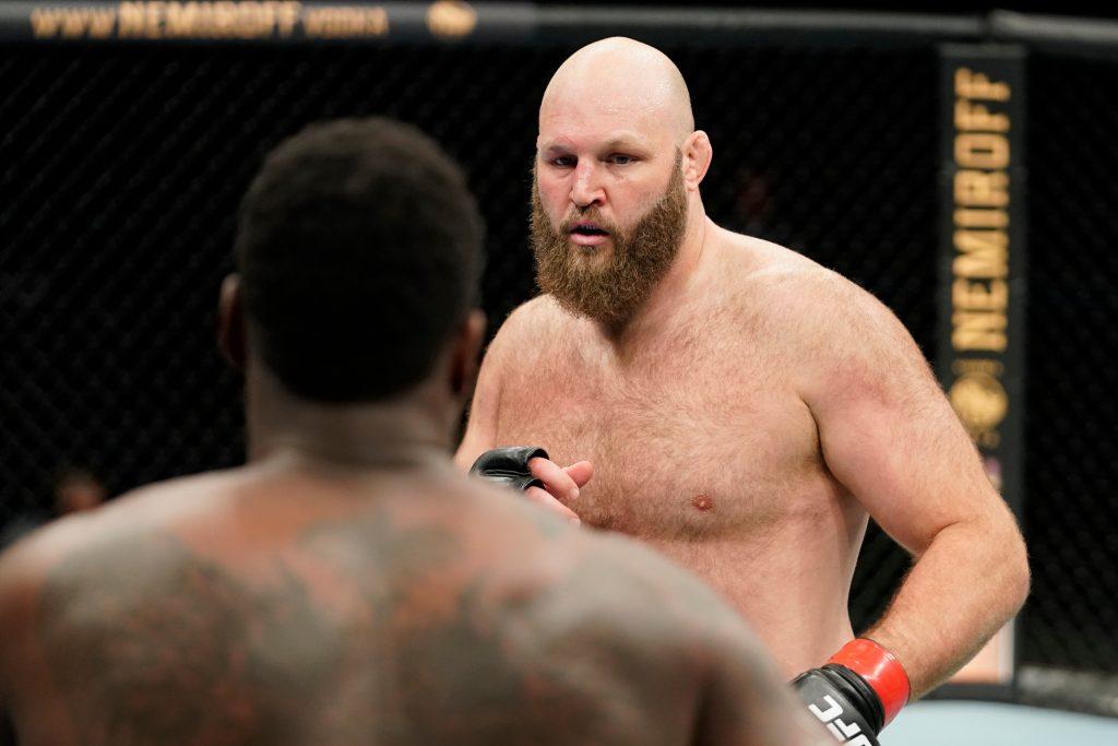 Ben Rothwell defeats Ovince St. Preux in heavyweight war
