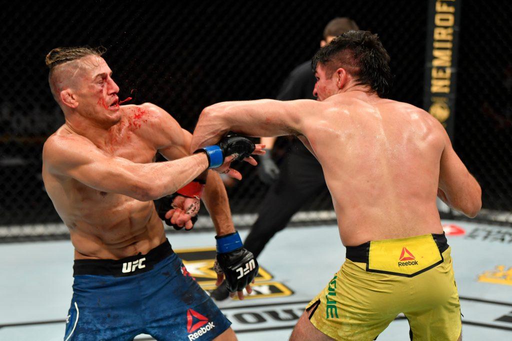 Vicente Luque defeats Niko Price, UFC 249