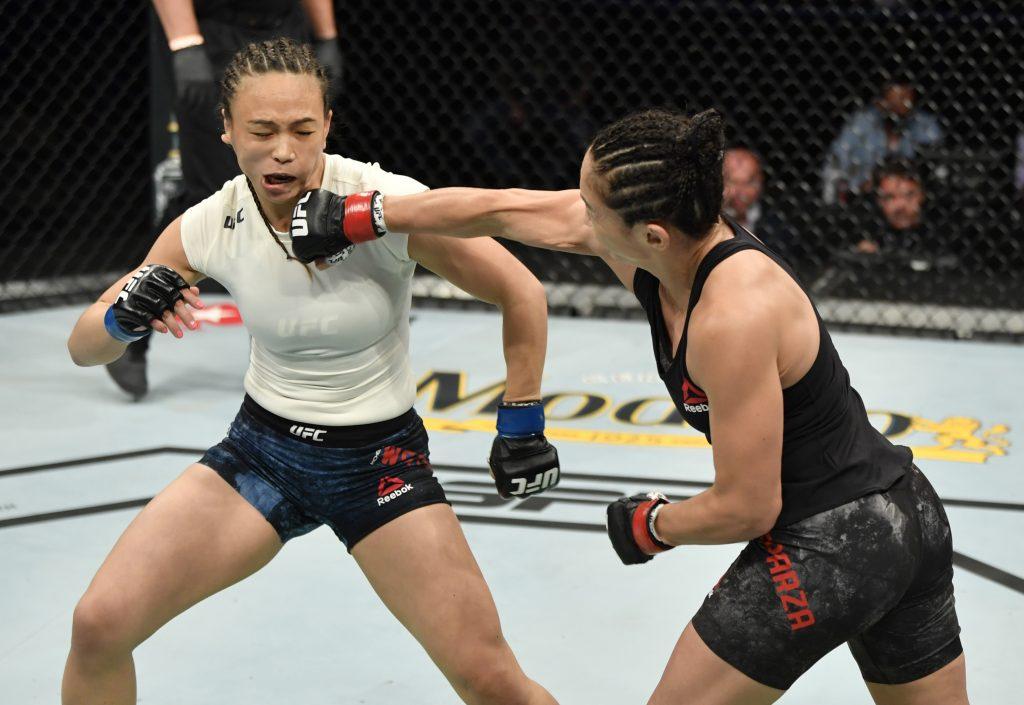 Carla Esparza, UFC 249