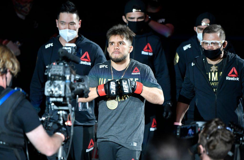 Henry Cejudo, UFC 249