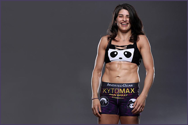 UFC attempting to rebook Julia Avila vs. Karol Rosa for June 13