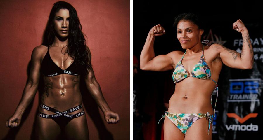 Tecia Torres and Brianna Van Buren slated for UFC's June 20 event
