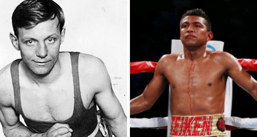 Jimmy Wilde vs Roman Gonzalez