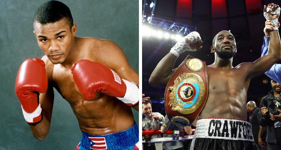 Felix Trinidad vs Terence Crawford