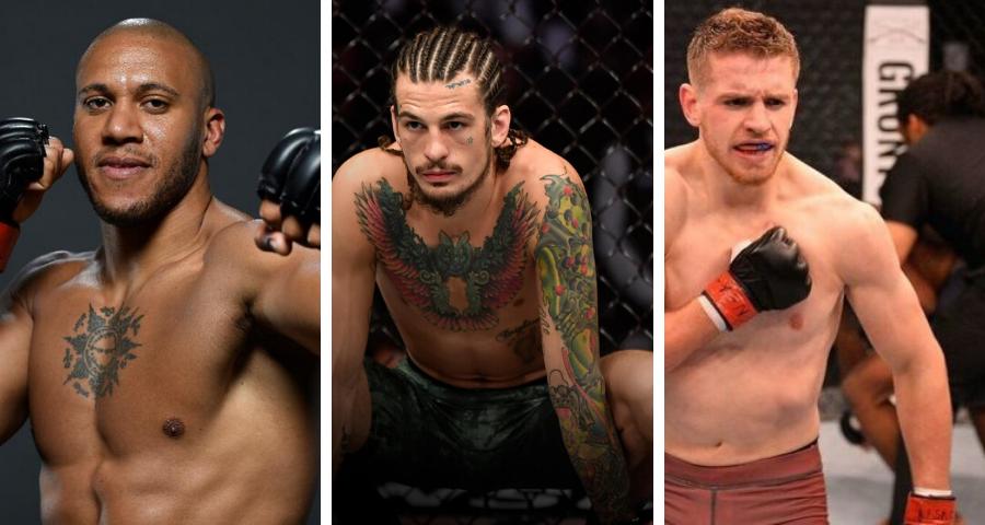 """Three """"Dark Horses"""" in the UFC"""