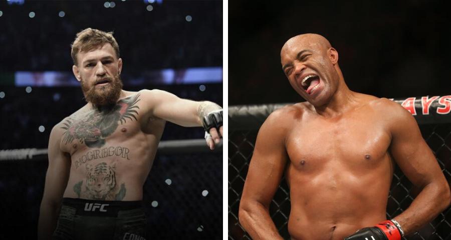 McGregor Accepts Silva's Challenge