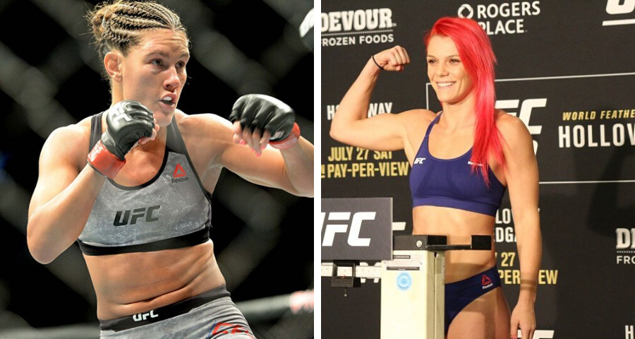 Cortney Casey takes quick turnaround for Gillian Robertson