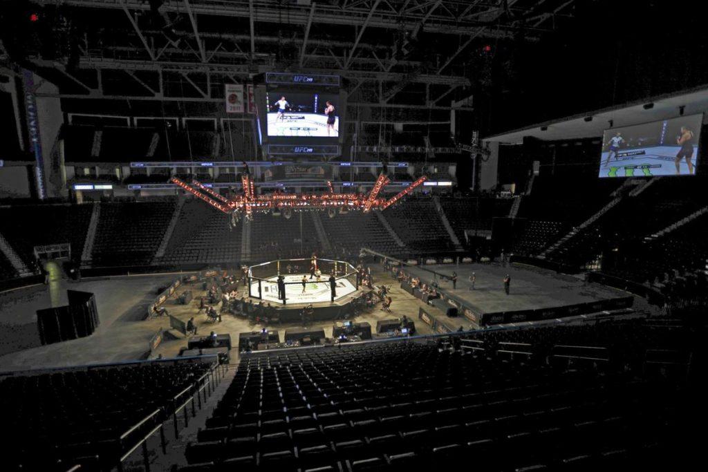 UFC, COVID-19, blueprint