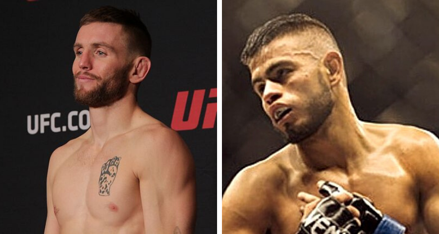 UFC targeting Tim Elliott vs. Brandon Royval for upcoming May 30 event