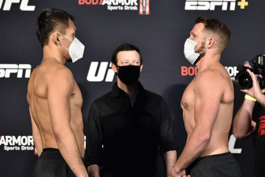 Takashi Sato makes quick work of Jason Witt with first-round TKO
