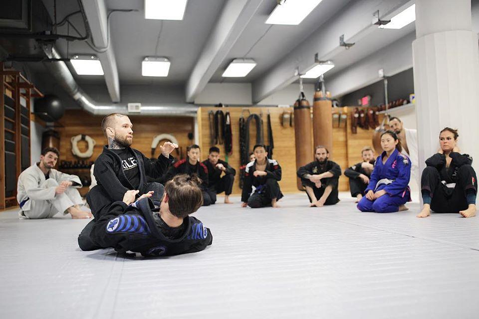 Philly MMA gym, Logic Jiu Jitsu and Muay Thia