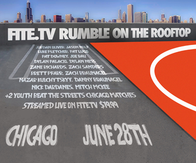 Rumble on the Rooftop