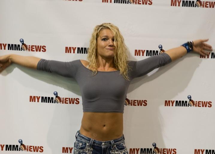 Felice Herrig, MyMMANews, My MMA News