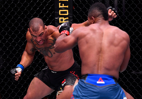 Devin Clark, UFC 250