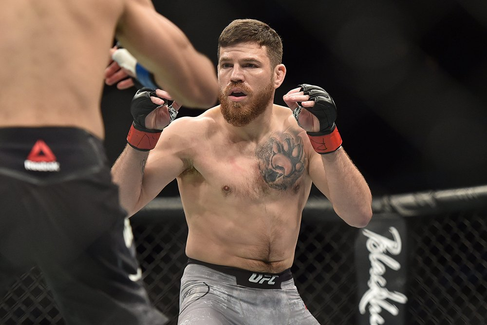 Jim Miller submits Roosevelt Roberts in first round at UFC on ESPN 11